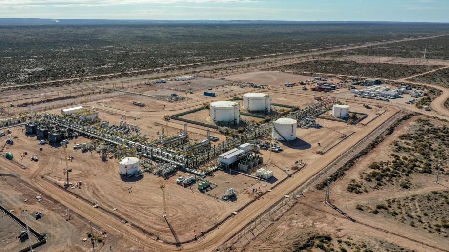 La nueva CPF de Shell le permitió a la firma triplicar su capacidad de procesamiento de petróleo.