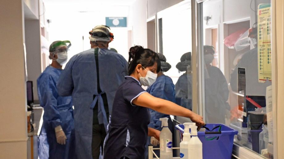 Bariloche sumó 22 nuevos contagios y un hombre de 45 años murió en las últimas horas. Foto: archivo