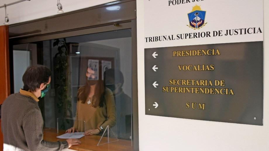 El Poder Ejecutivo es el que debe proponer las candidaturas que después serán votadas en la Legislatura. Foto: Florencia Salto.
