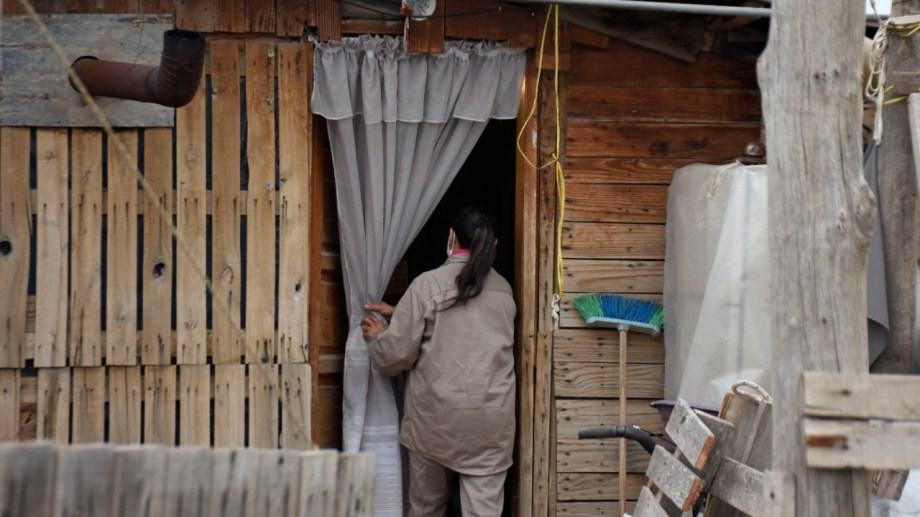 La tasa de desocupación en mujeres de entre 30 a 64 años es de 8,6% y de 5,7% en varones, según el Indec. Foto Florencia Salto.