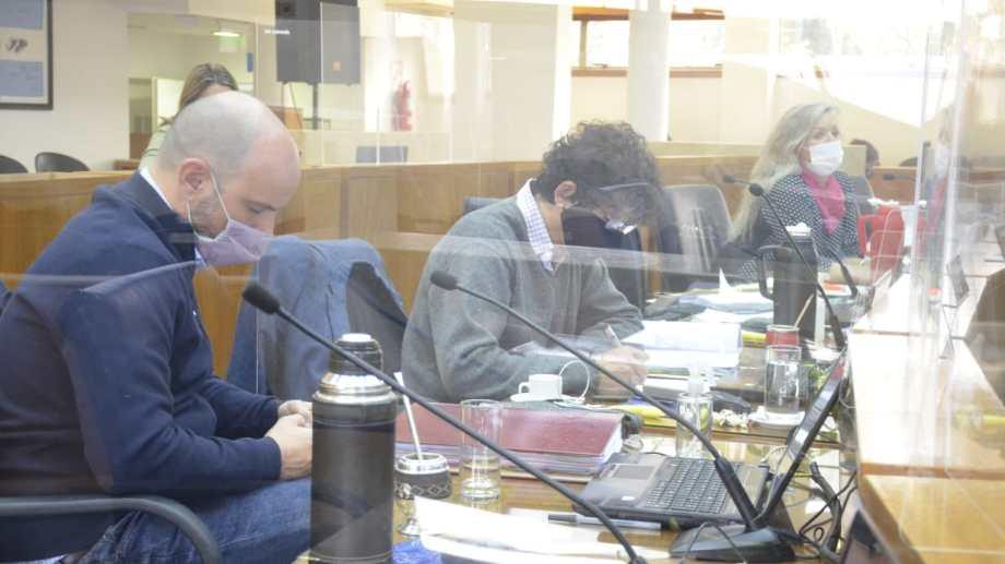 Concejo Deliberante de Neuquén (foto Yamil Regules)