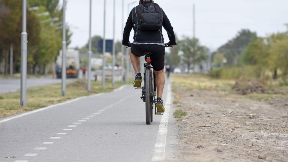 Las aplicación intentará evitar el robo y la comercialización ilegal de bicicletas. Foto: Florencia Salto