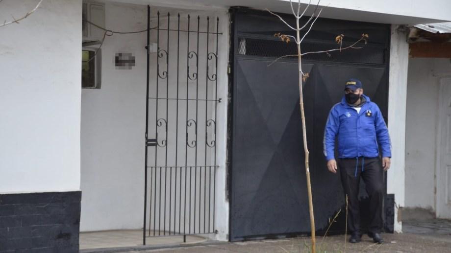 El allanamiento permitió secuestrar dispositivos electrónicos del magistrado y su familia. (Yamil Regules)