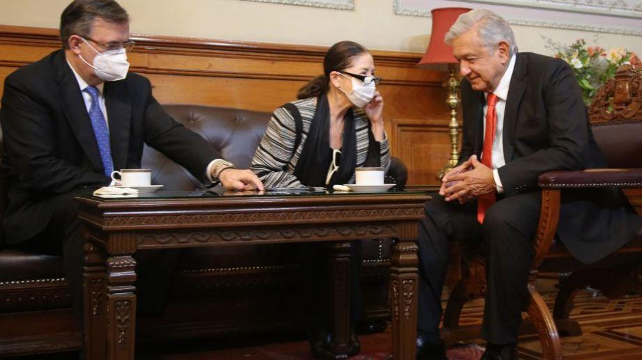 López Obrador celebró la noticia en Twitter, en las últimas horas.-