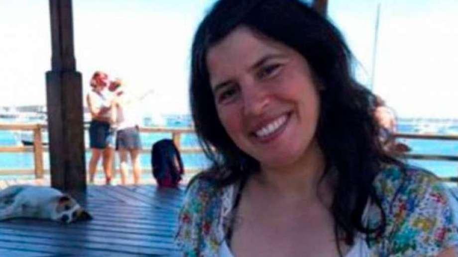 Andrea desapareció el pasado 10 de junio. Su familia apunta a la pareja, a quien había denunciado poco antes.-