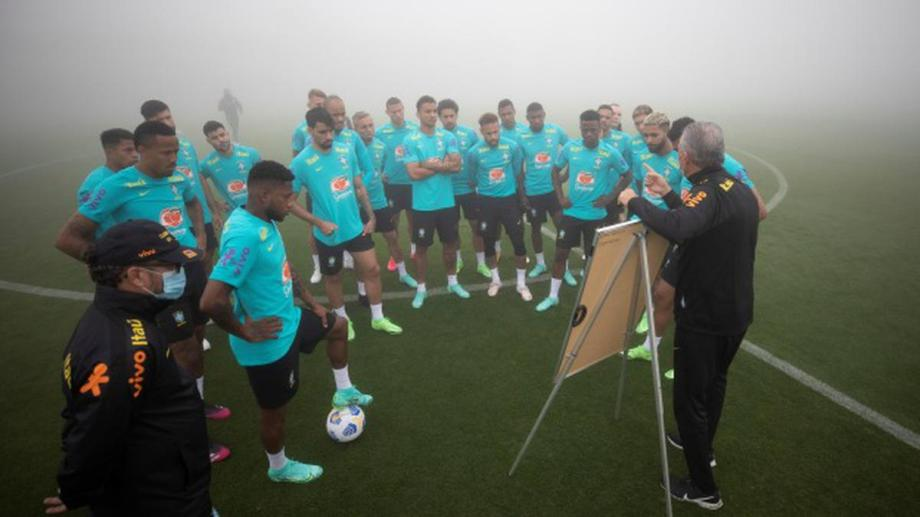 Los futbolistas que juegan en Europa se niegan a disputar la Copa América.