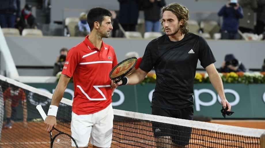 Djokovic y Tsitsipas definen el título en Roland Garros.