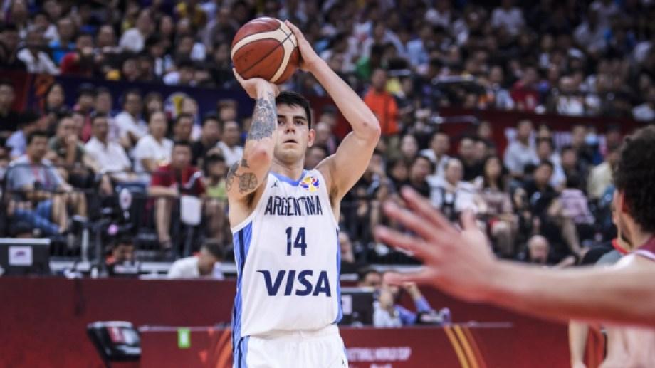 Gabriel Deck, basquetbolista de la selección nacional, dio positivo de coronavirus.