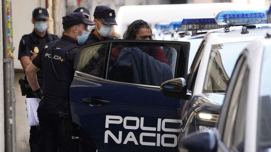 Diego el Cigala fue detenido por malos tratos continuados a su expareja.