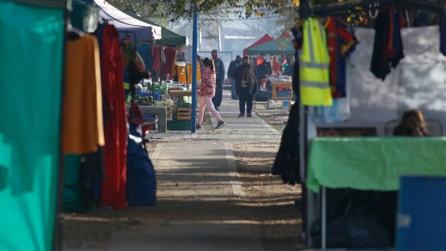 Mañana viernes la feria volverá a la actividad. Una buena para los vecinos que comercializan sus productos allí. (foto: archivo)