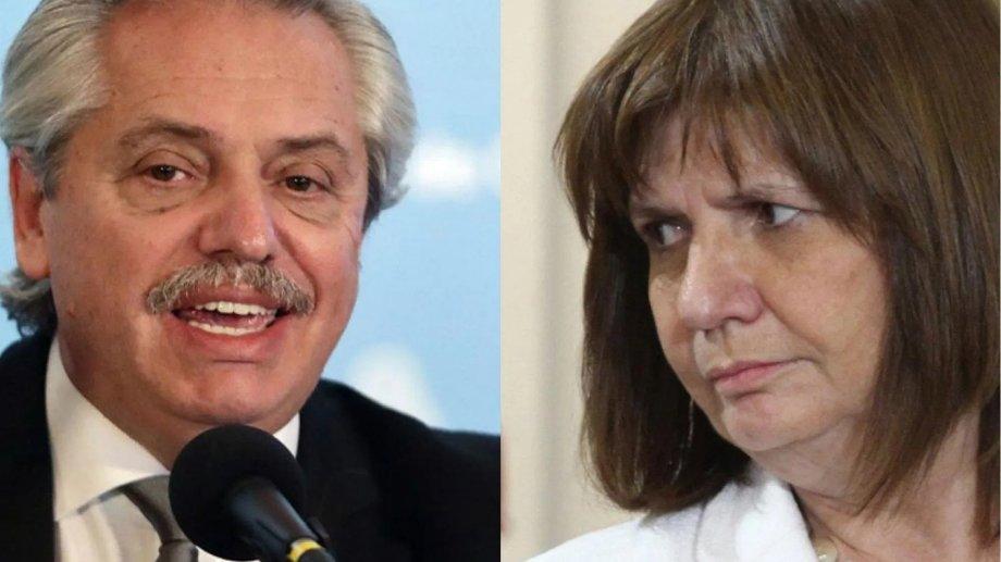 Este viernes será la mediación entre Fernández y Bullrich, pero no habrá cara a cara real porque la mediación será virtual.