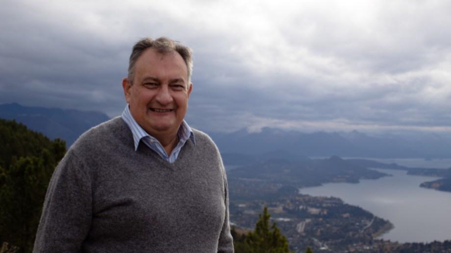 El intendente Gustavo Gennuso. Foto: gentileza