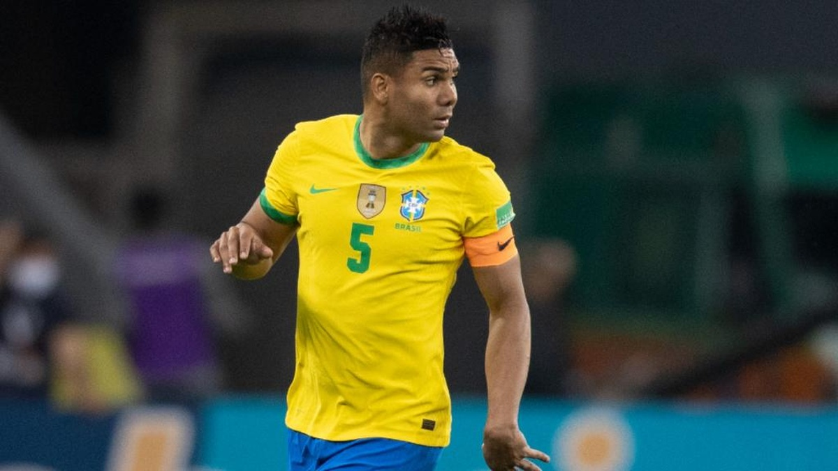 Casemiro remarcó la posición de los jugadores de Brasil sobre la Copa América