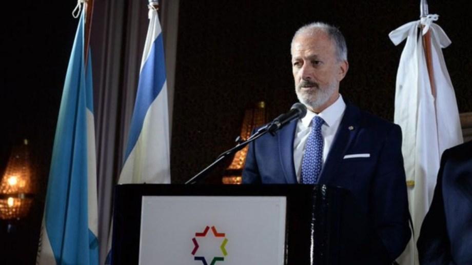 """La DAIA se reunió con Alberto Fernández: """"Nos dolió ver a la Argentina votando a favor de los países que violan los derechos humanos""""."""