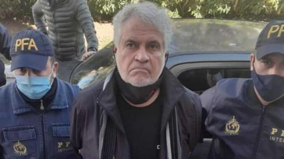 El represor chileno está condenado en el país vecino.