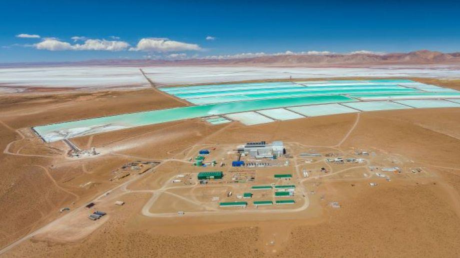 La petrolera de bandera creó YPF Litio para desarrollar el mineral. (Foto: gentileza)