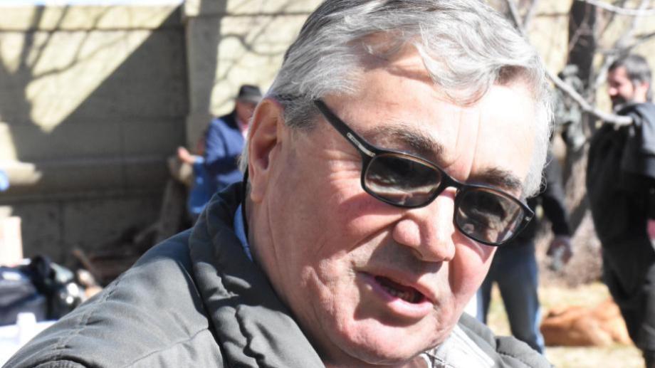Carlos Natalini estaba internado en un hospital de Buenos Aires y falleció ayer. (foto: archivo)
