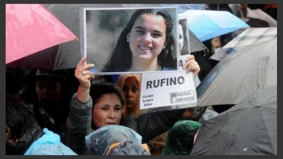 """Verónica Camargo: """"Quisiera que la cadena perpetua sea como el significado de la palabra, pero lo único que es perpetuo es que yo no tengo más a Chiari"""". (Gentileza).-"""
