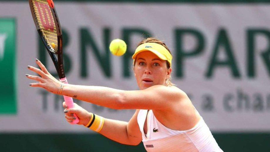 Pavlyuchenkova ganó su partid y está en la definición de Roland Garros.