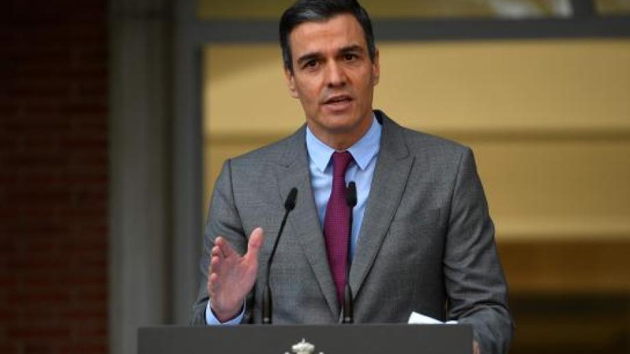 El Gobierno de Pedro Sánchez indultó a nueve líderes independentistas catalanes.