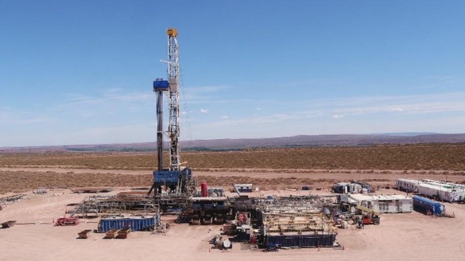 En 2019 se perforaron y completaron 207 pozos de shale en Vaca Muerta y es la marca que deberá superarse para romper el récord.  (Foto: gentileza)