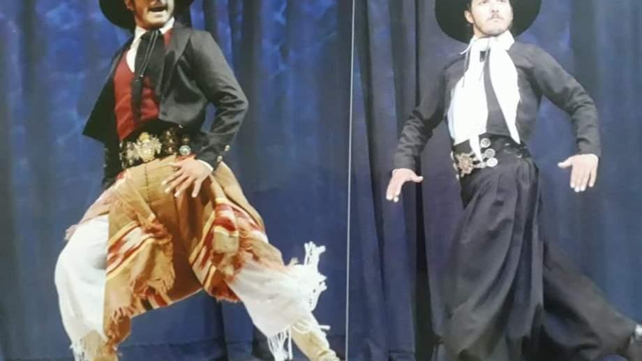 El bailarín de Centenario perdió la vida por complicaciones a causa del Covid-19.