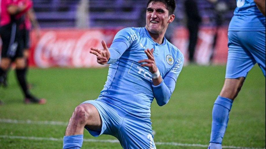 Gustavo Del Prete está en la mira de grandes clubes del fútbol argentino y se acerca al Pincha.