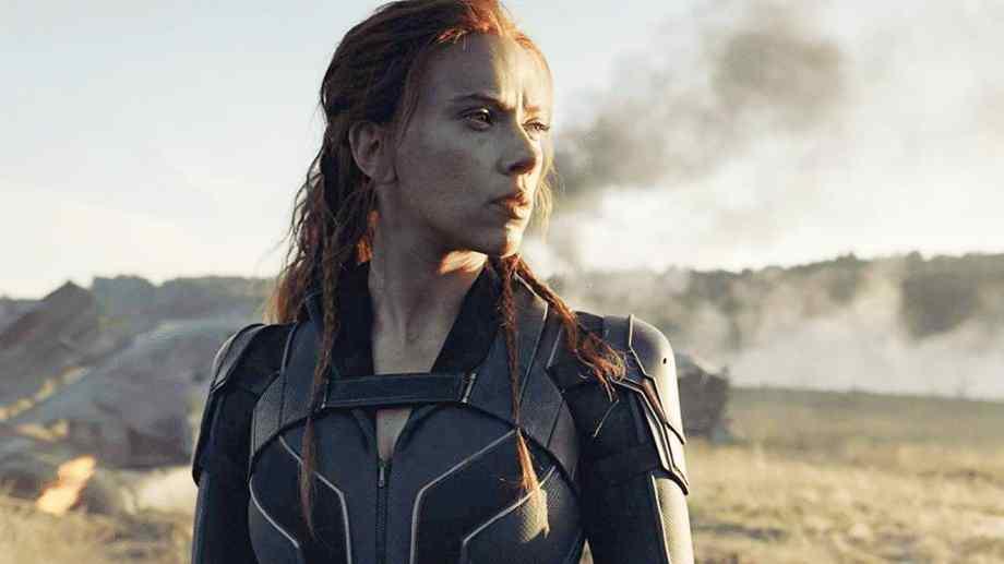 Johansson protagonizó Black Widow, la última película de Marvel.