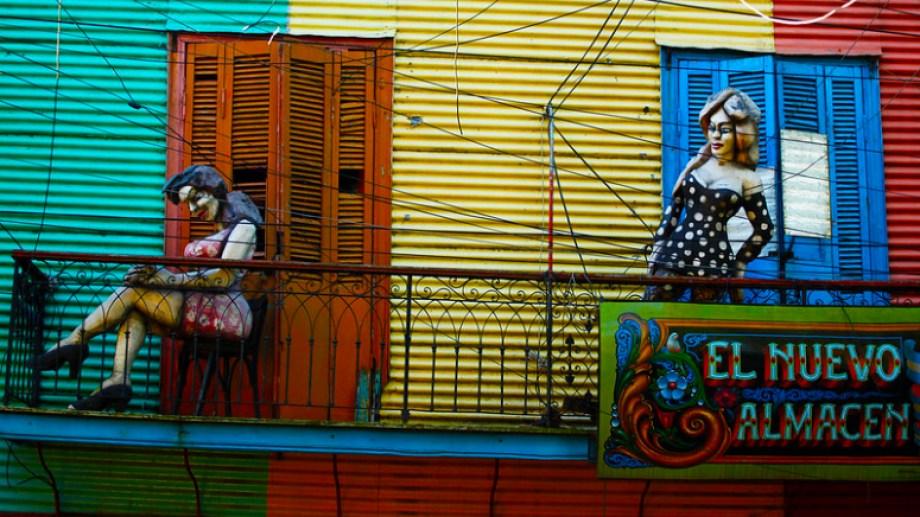 La Boca, un barrio para explorar en cada rincón.
