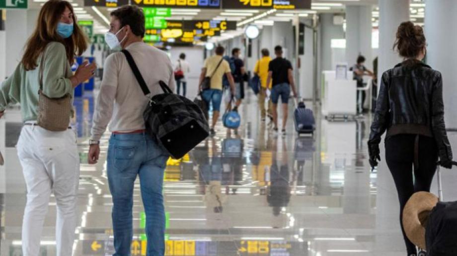 Cuarentena obligatoria para viajeros argentinos en España.