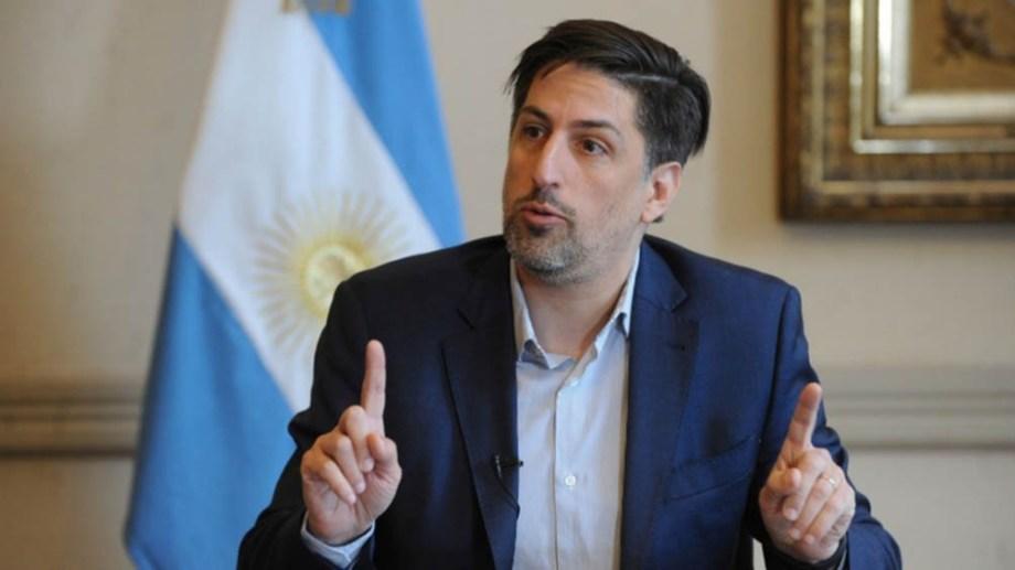 El ministro de Educación Nicolás Trotta está en aislamiento preventivo por ser contacto estrecho de un caso positivo de Covid-19.