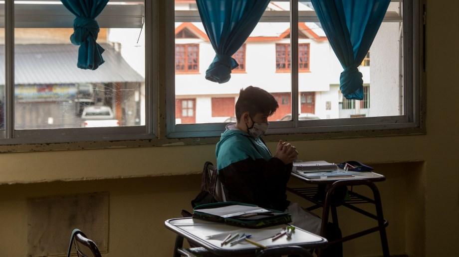 """Piden """"una presencialidad escolar sostenida en el tiempo sin interrupción"""". Foto: archivo"""