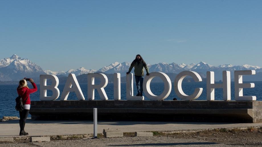 Según el reporte oficial, había hasta este lunes 477 personas contagiadas en Bariloche. (Foto de archivo de Marcelo Martínez)