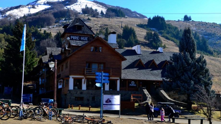 Un invierno sin nieve en Bariloche. Foto: Chino Leiva