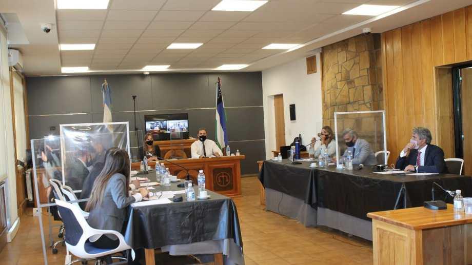 La denuncia se presentó en el Consejo de la Magistratura de Río Negro.