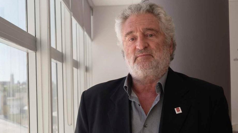 Murió el rector de la UNRN, Juan Carlos Del Bello.