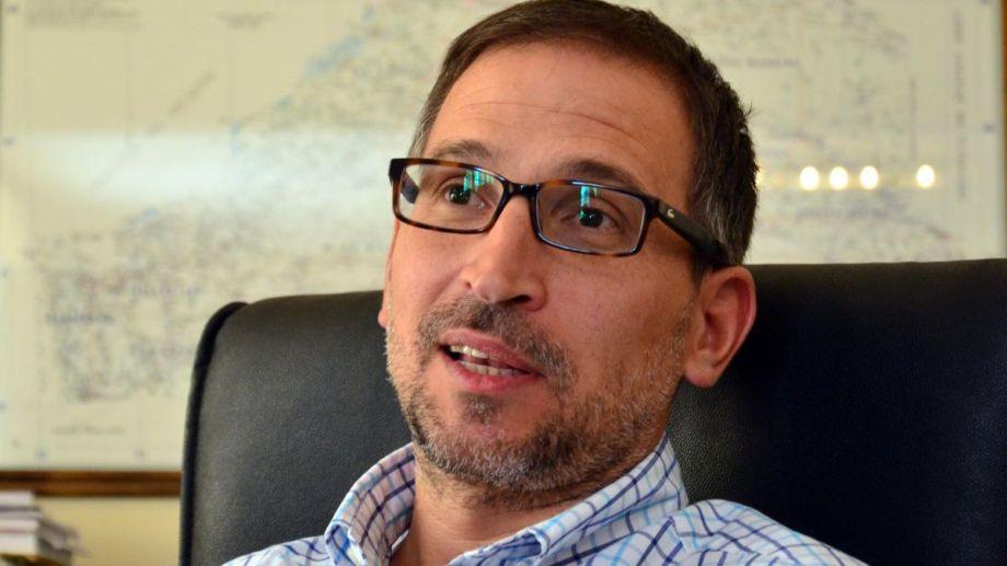 Agustín Domingo, candidato a diputado de JSRN.