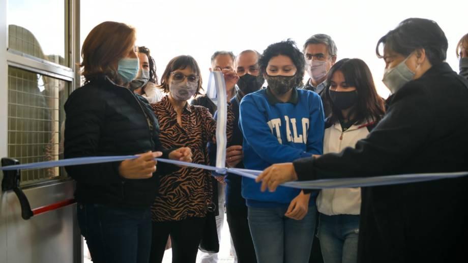 La gobernadora participó de diversos actos en su visita a Allen. (Foto: Jorge Badillo Secretaría de Comunicación de Río Negro)