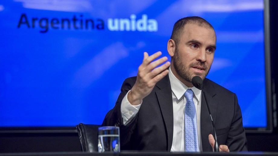 """""""Si Argentina no le debiese al FMI no tendría ningún problema de balanza de pagos"""", dijo el ministro Guzmán."""