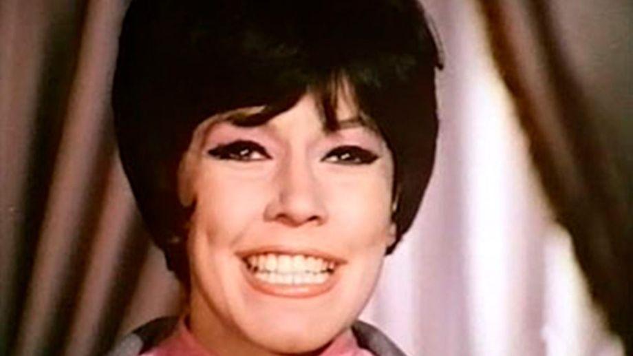 Su nombre real era Gladys del Valle Rojo.