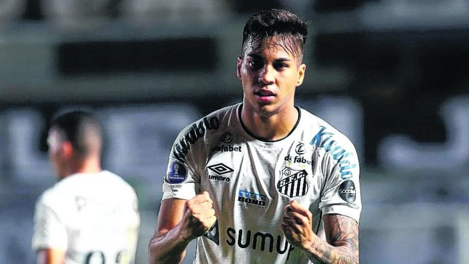 Kaio Jorge es el jugador que le hizo el gol al Rojo el jueves.