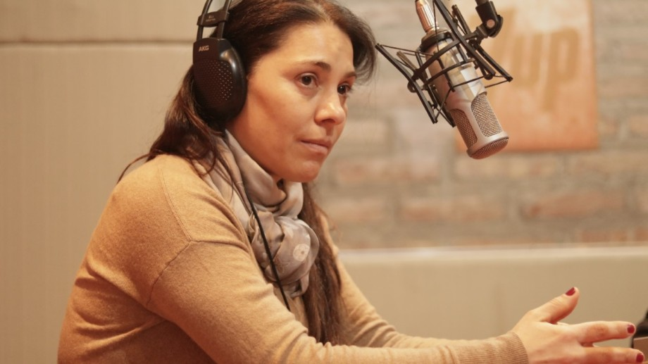 La senadora neuquina del Movimiento Neuquino, Lucila Crexell, pidió atención nacional por la emergencia hídrica en la norpatagonia. (Gentileza)