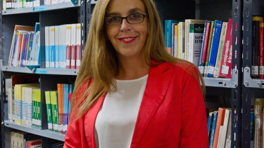 Claridad. La doctora Lila Luchessi, de la UNRN en Viedma, recomienda que las fuentes científicas sean claras.