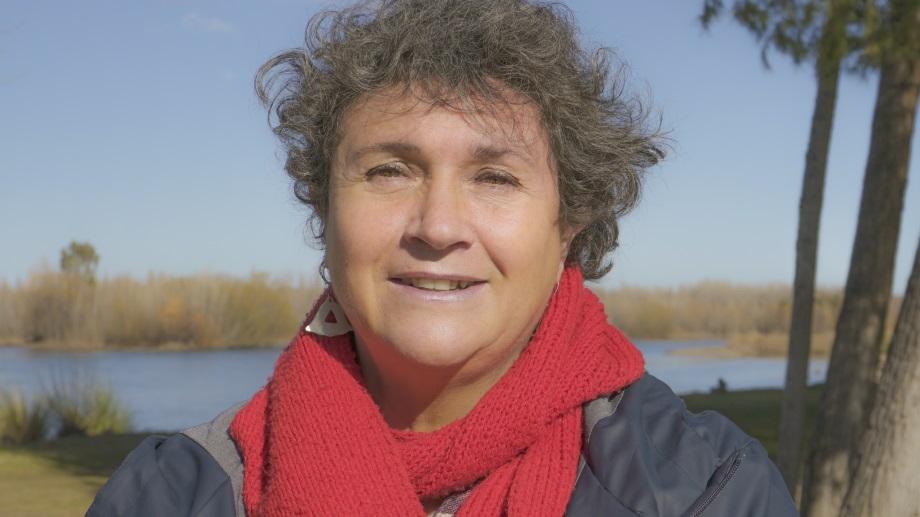 Sandra Ferrero es la precandidata a diputada nacional por el Partido Socialista. (Gentileza)