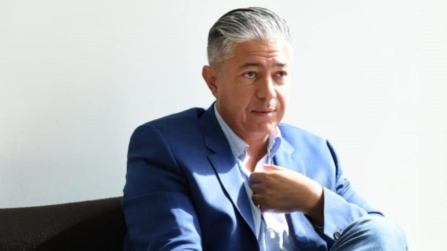 El ex vicegobernador, Rolando Figueroa. Foto: Florencia Salto