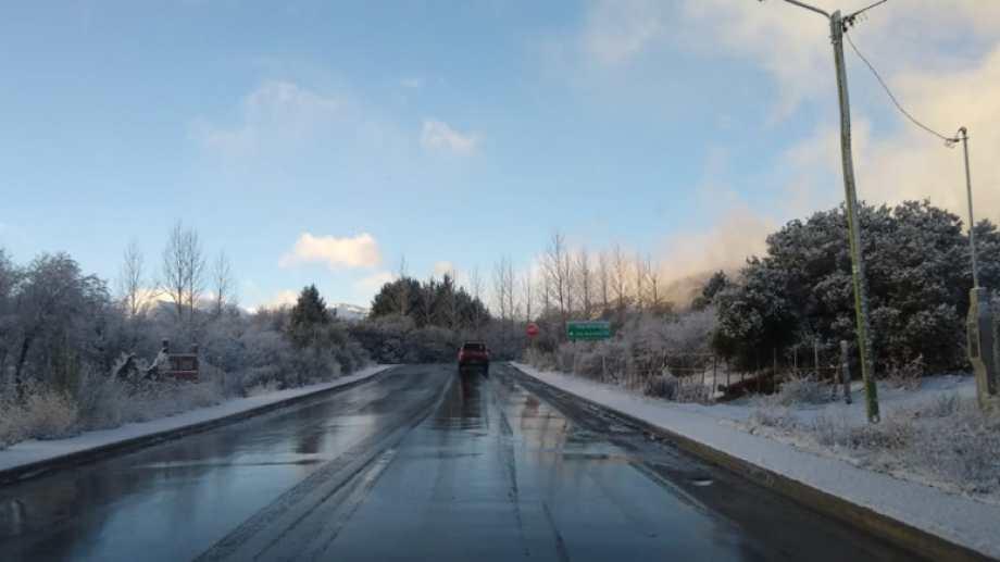 Se esperan lluvias y nevadas para la cordillera de Río Negro y Neuquén. Foto: archivo