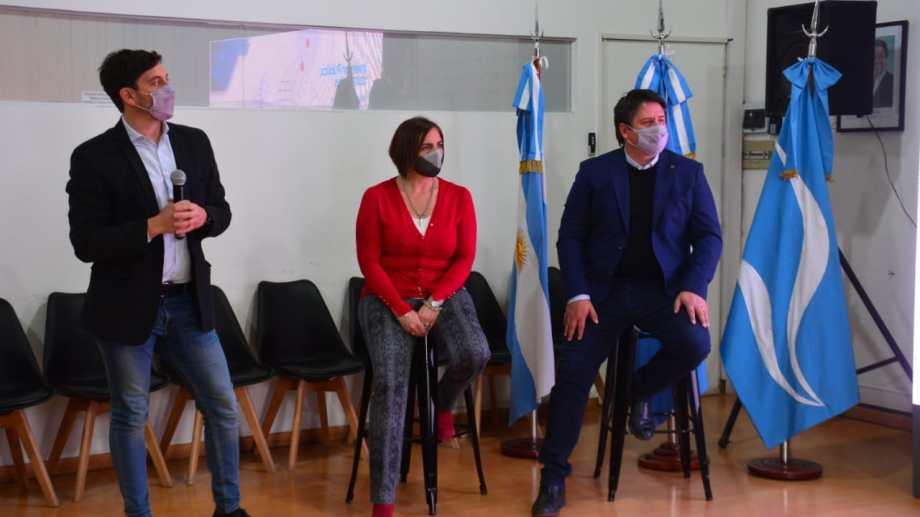 Gastón Contardi aseguró que no participará de la elección del 24 de octubre (foto Yamil Regules)