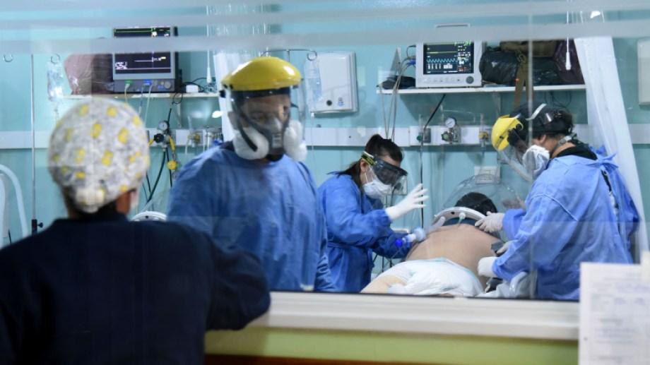 La pandemia de coronavirus está muy lejos de terminar en el mundo y en Argentina. Foto: Florencia Salto
