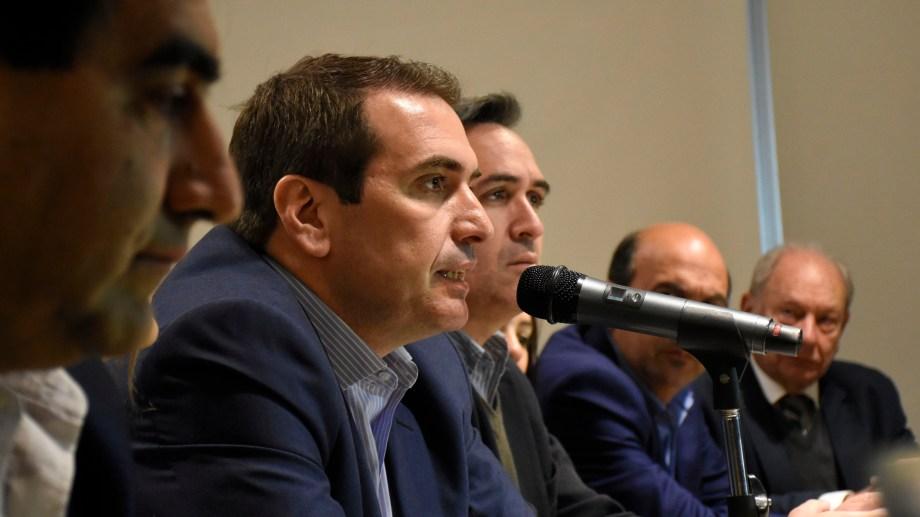 El empresario frutícola ya había integrado la lista de senadores por el macrismo en el 2019. Foto: archivo.