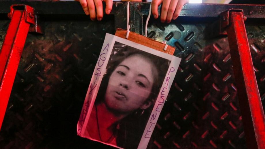 El juicio por el femicidio de Agustina Atencio seguirá hoy. (Archivo)